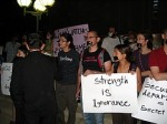 bgu protest