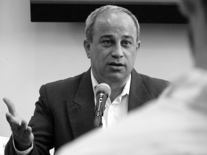 Mohammad Darawshe of The Abraham Fund